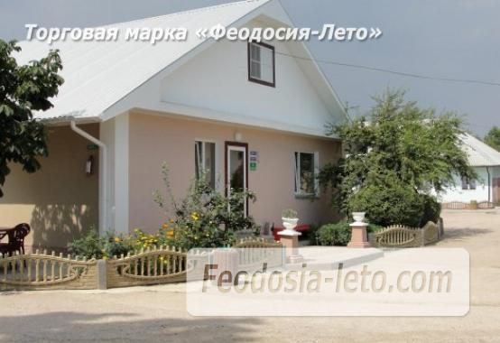 База отдыха на улице Школьная в посёлке Береговое - фотография № 1