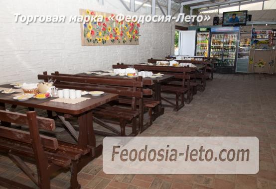 База отдыха на улице Школьная в посёлке Береговое - фотография № 28