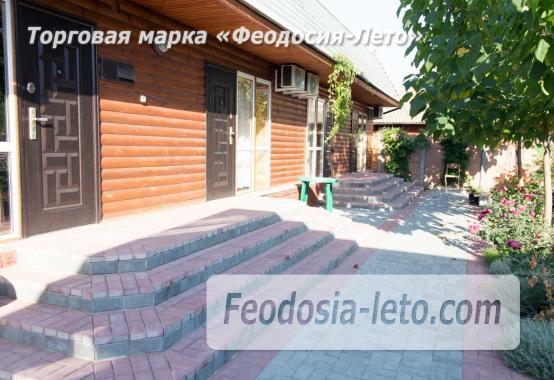 База отдыха на улице Школьная в посёлке Береговое - фотография № 32