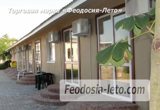 База отдыха на улице Школьная в посёлке Береговое - фотография № 17