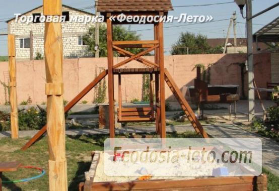 База отдыха на улице Школьная в посёлке Береговое - фотография № 3