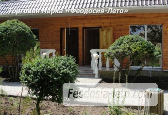 База отдыха на улице Школьная в посёлке Береговое - фотография № 21