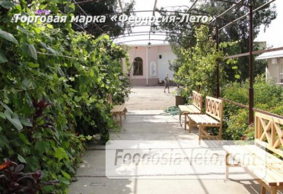 База отдыха на улице Школьная в посёлке Береговое - фотография № 8