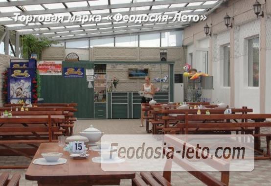 База отдыха на улице Школьная в посёлке Береговое - фотография № 12