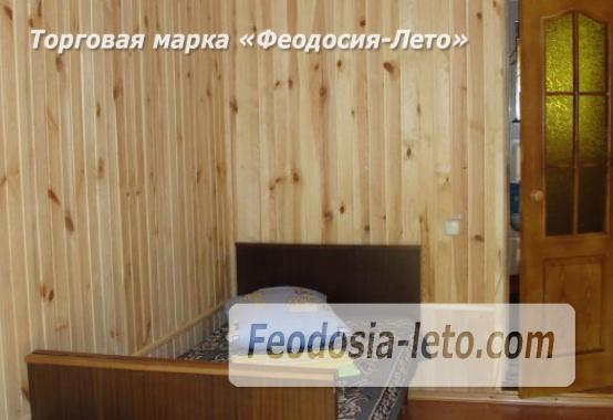 База отдыха на улице Школьная в посёлке Береговое - фотография № 22