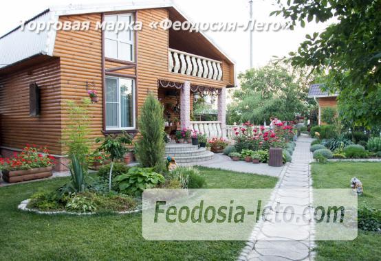 База отдыха на улице Школьная в посёлке Береговое - фотография № 26