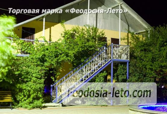 База отдыха на Золотом пляже в Феодосии на Керченском шоссе - фотография № 9