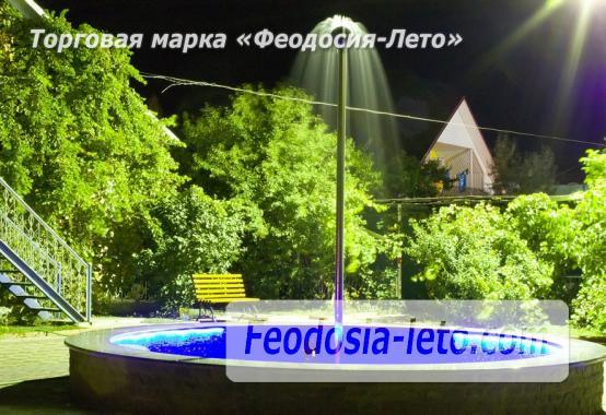 База отдыха на Золотом пляже в Феодосии на Керченском шоссе - фотография № 10