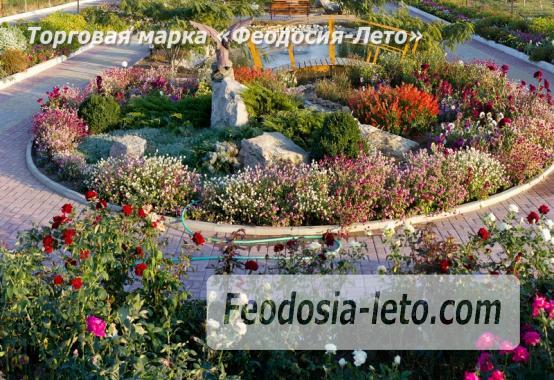 База отдыха на Золотом пляже в Феодосии на Керченском шоссе - фотография № 19