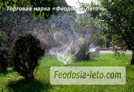 База отдыха на Золотом пляже в Феодосии на Керченском шоссе - фотография № 20