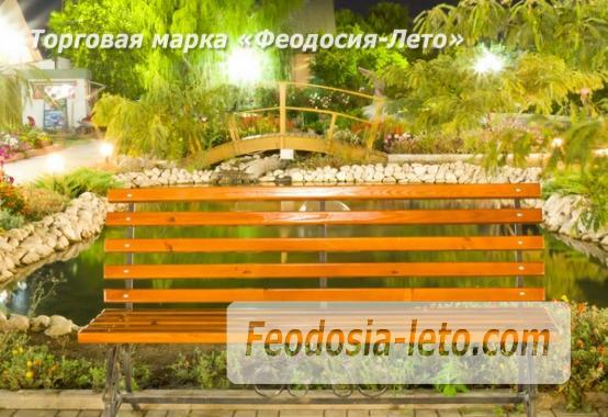 База отдыха на Золотом пляже в Феодосии на Керченском шоссе - фотография № 23