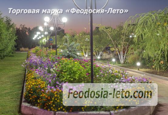 База отдыха на Золотом пляже в Феодосии на Керченском шоссе - фотография № 27