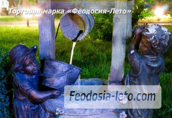 База отдыха на Золотом пляже в Феодосии на Керченском шоссе - фотография № 29