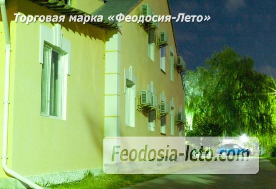 База отдыха на Золотом пляже в Феодосии на Керченском шоссе - фотография № 33