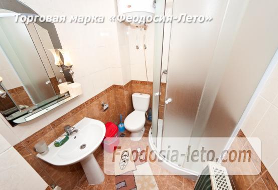 База отдыха на Золотом пляже в Феодосии на Керченском шоссе - фотография № 45