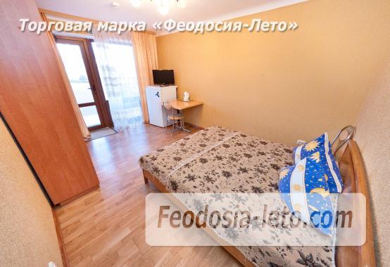 База отдыха на Золотом пляже в Феодосии на Керченском шоссе - фотография № 58