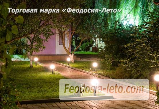 База отдыха на Золотом пляже в Феодосии на Керченском шоссе - фотография № 14