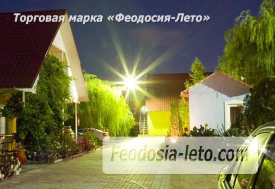 База отдыха на Золотом пляже в Феодосии на Керченском шоссе - фотография № 68