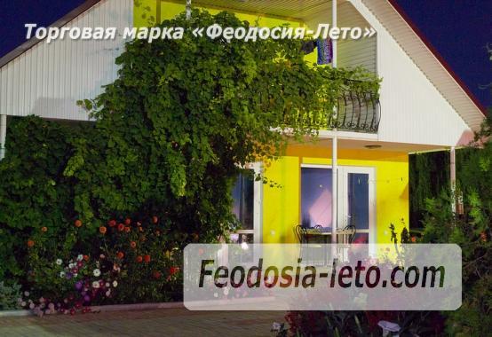 База отдыха на Золотом пляже в Феодосии на Керченском шоссе - фотография № 69