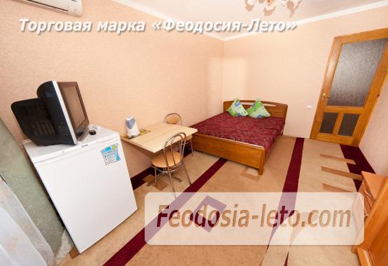 База отдыха на Золотом пляже в Феодосии на Керченском шоссе - фотография № 70