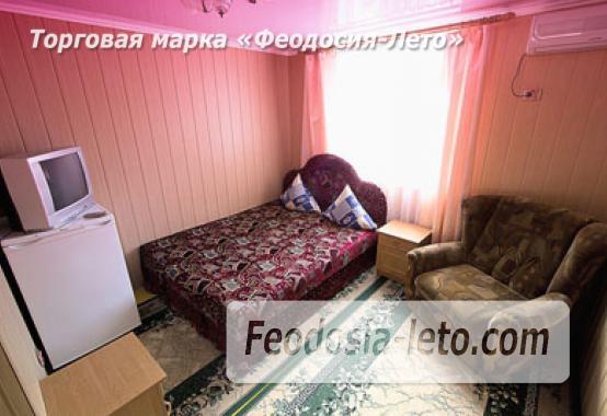 База отдыха на Золотом пляже в Феодосии на Керченском шоссе - фотография № 73