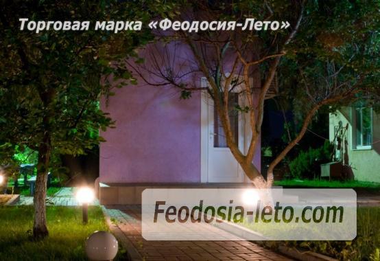 База отдыха на Золотом пляже в Феодосии на Керченском шоссе - фотография № 76