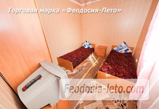 База отдыха на Золотом пляже в Феодосии на Керченском шоссе - фотография № 77