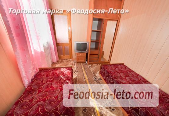 База отдыха на Золотом пляже в Феодосии на Керченском шоссе - фотография № 78