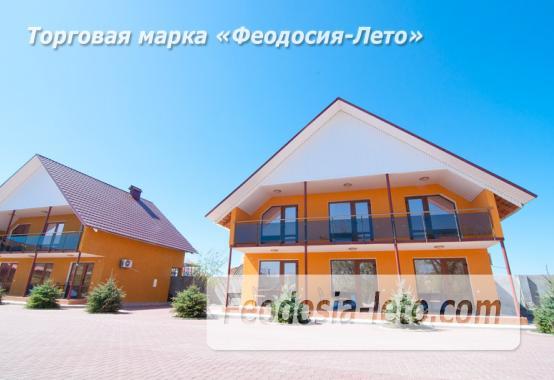 База отдыха на Золотом пляже в Феодосии на Керченском шоссе - фотография № 81