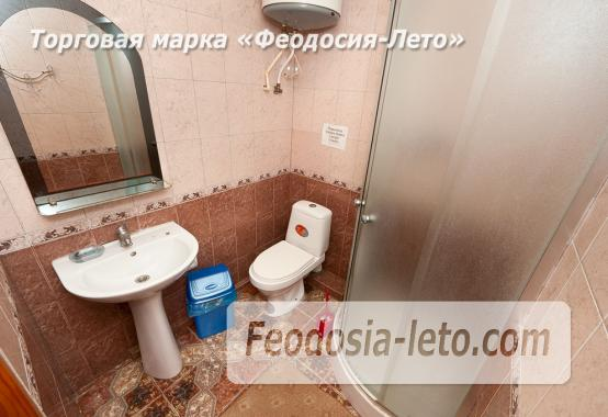 База отдыха на Золотом пляже в Феодосии на Керченском шоссе - фотография № 8