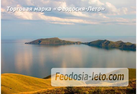 Отдых в Орджоникидзе. Двуякорная бухта - фотография № 1