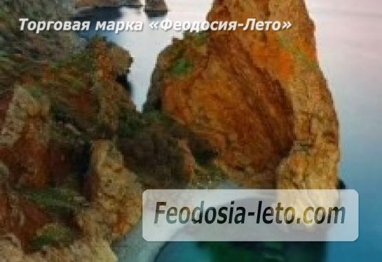 Отдых в Орджоникидзе. Двуякорная бухта - фотография № 3