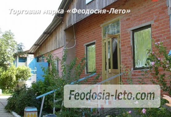 Отдых в Орджоникидзе. Двуякорная бухта - фотография № 13