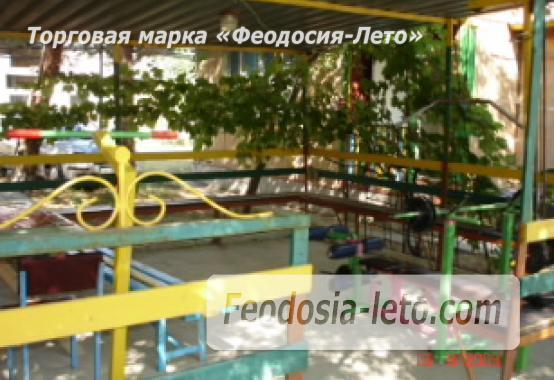 Отдых в Орджоникидзе. Двуякорная бухта - фотография № 4