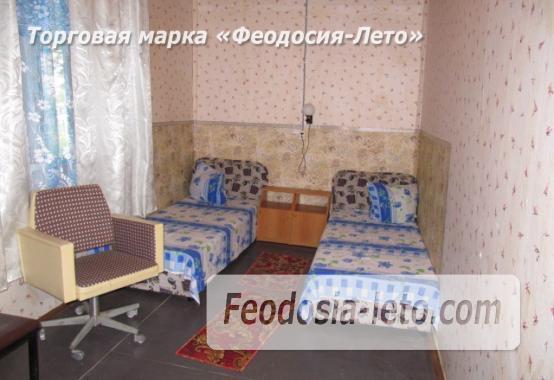 Отдых в Орджоникидзе. Двуякорная бухта - фотография № 34