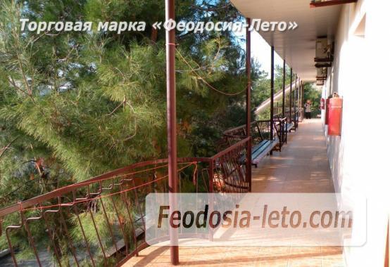 База отдыха в курортном посёлке - фотография № 3