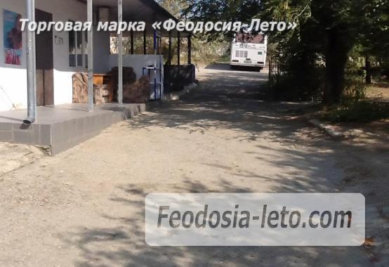 База отдыха в курортном посёлке - фотография № 17