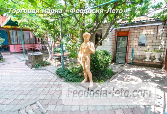 Частная мини гостиница с уютным двором на улице Советская в Феодосии - фотография № 1