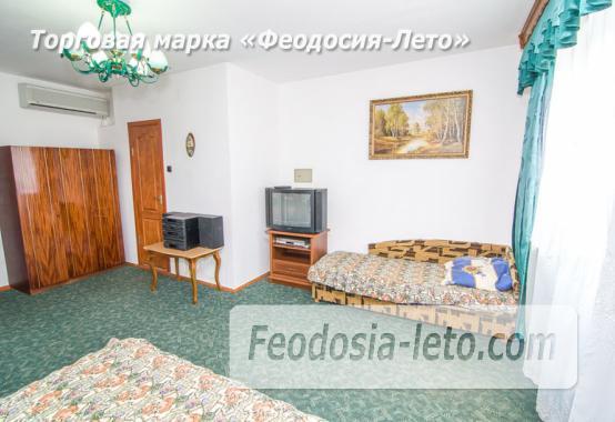 Частная мини гостиница с уютным двором на улице Советская в Феодосии - фотография № 9