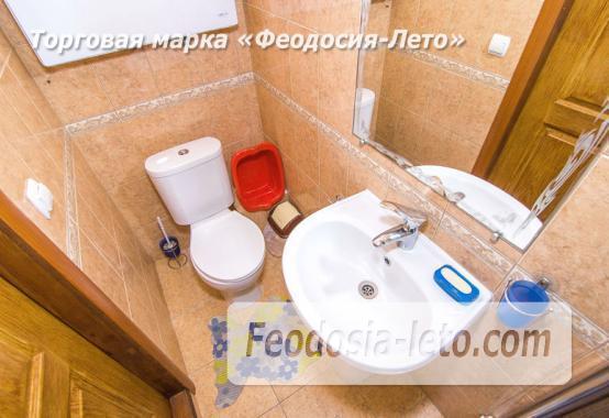 Частная мини гостиница с уютным двором на улице Советская в Феодосии - фотография № 19