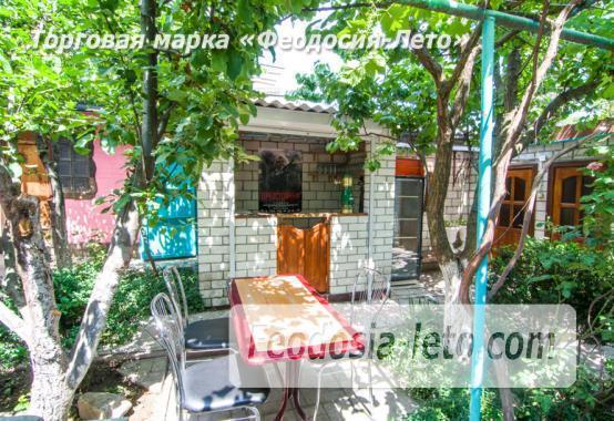 Частная мини гостиница с уютным двором на улице Советская в Феодосии - фотография № 20