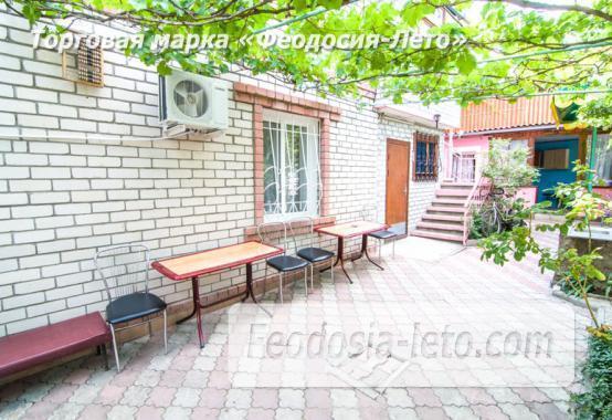Частная мини гостиница с уютным двором на улице Советская в Феодосии - фотография № 21