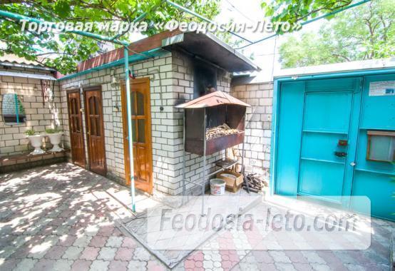 Частная мини гостиница с уютным двором на улице Советская в Феодосии - фотография № 22