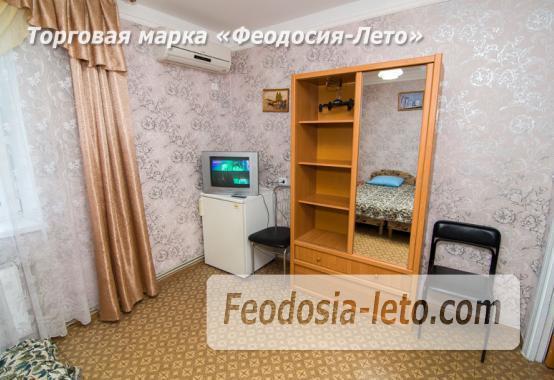 Частная мини гостиница с уютным двором на улице Советская в Феодосии - фотография № 25