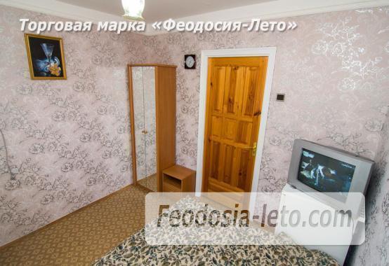 Частная мини гостиница с уютным двором на улице Советская в Феодосии - фотография № 28