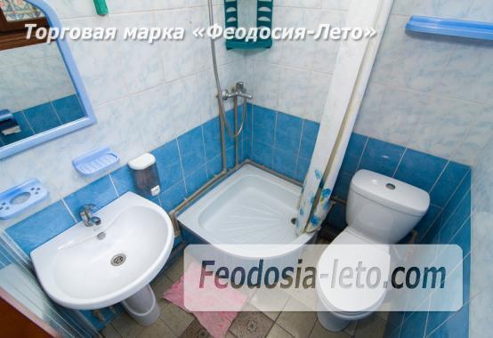 Частная мини гостиница с уютным двором на улице Советская в Феодосии - фотография № 29