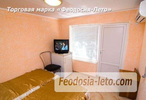 Частная мини гостиница с уютным двором на улице Советская в Феодосии - фотография № 30