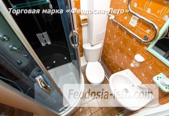 Частная мини гостиница с уютным двором на улице Советская в Феодосии - фотография № 31