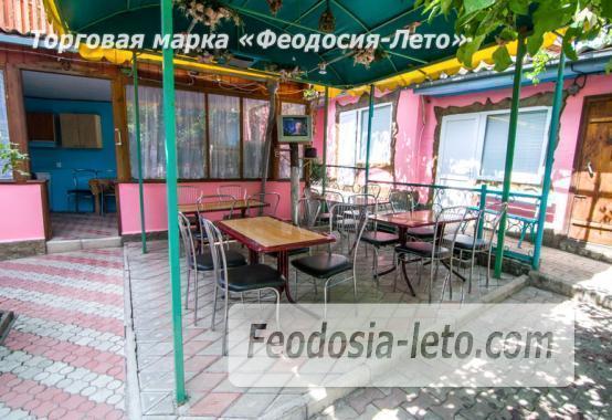 Частная мини гостиница с уютным двором на улице Советская в Феодосии - фотография № 2