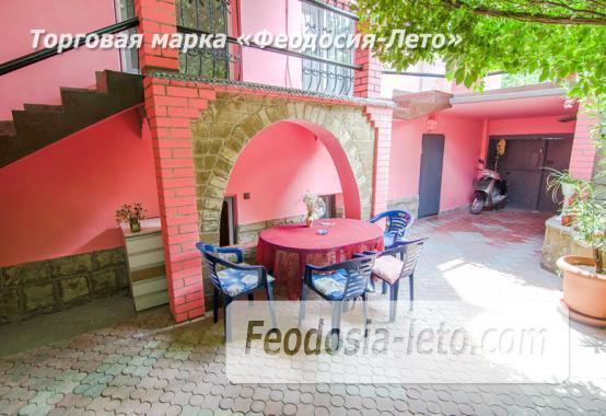 Частная мини гостиница с уютным двором на улице Советская в Феодосии - фотография № 5